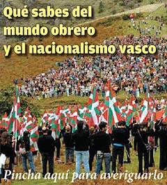 Mundo obrero y nacionalismo vasco